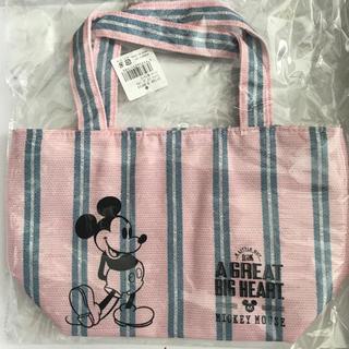 ディズニー(Disney)の新品 ランチバッグ ミッキーマウス(弁当用品)