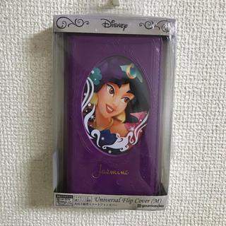 ディズニー(Disney)のアラジン ジャスミン 手帳型 スマホケース(iPhoneケース)