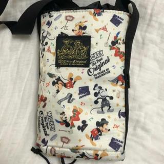 ディズニー(Disney)の90周年 ヴィンテージ     レトロ ミッキー  ミッキーマウス エコバッグ(エコバッグ)