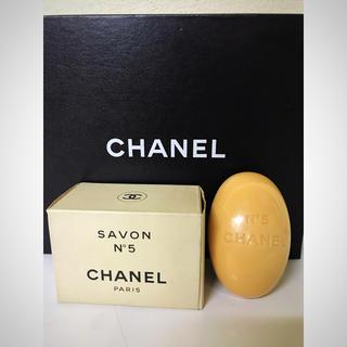 シャネル(CHANEL)のシャネル SAVON No 5 石鹸(ボディソープ / 石鹸)