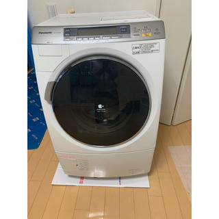パナソニック(Panasonic)のPanasonicドラム洗濯機na-vx7000洗濯乾燥機パナソニック(洗濯機)