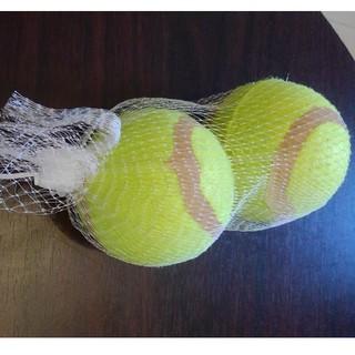 【新品・未使用】テニスボール2個セット(ボール)