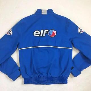 エルフ(elf)のelf ライダースジャケット レーシング 限定モデル(ライダースジャケット)