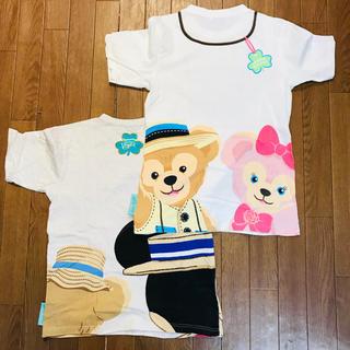 ディズニー(Disney)のDuffy Tシャツ 2枚セット(Tシャツ(半袖/袖なし))