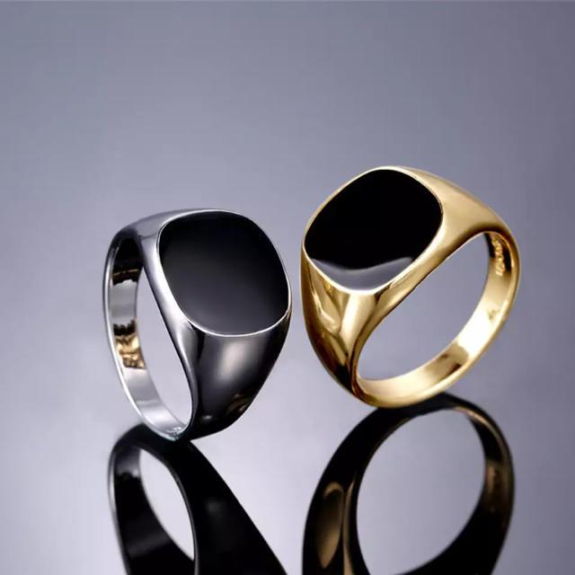 BEAUTY&YOUTH UNITED ARROWS(ビューティアンドユースユナイテッドアローズ)の今だけ破格値下げシグネットリング シルバー レディースのアクセサリー(リング(指輪))の商品写真