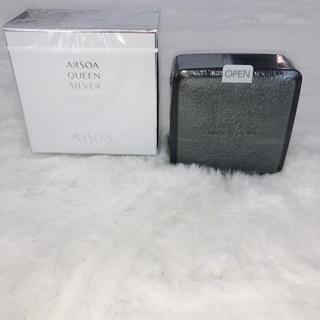 アルソア(ARSOA)のNEW 箱付き届きたて アルソア クイーンシルバー 135g(洗顔料)