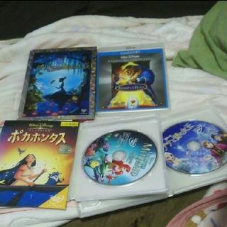 ディズニー(Disney)のディズニー DVD5枚(アニメ)