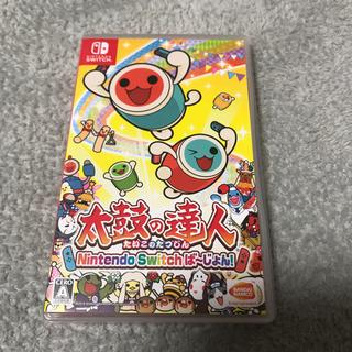 ニンテンドースイッチ(Nintendo Switch)の太鼓の達人 Switch(家庭用ゲームソフト)
