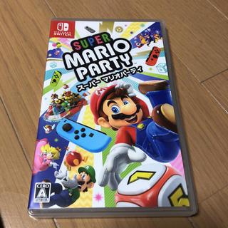 ニンテンドースイッチ(Nintendo Switch)のmin様専用 スーパーマリオパーティ switch(家庭用ゲームソフト)