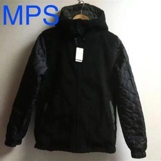 定価6469円 MPS リバーシブル ジャケット ボア ブルゾン キッズ 160(ジャケット/上着)