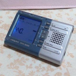 チューナー ARIA ATM-3200