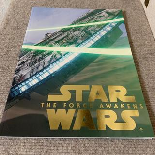 STAR WARS フォースの覚醒 公式パンフレット(SF/ファンタジー/ホラー)