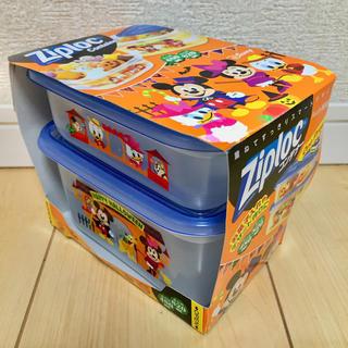ディズニー(Disney)の新品 ジップロック ディズニー ハロウィン (容器)