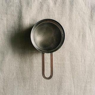 MUJI (無印良品) - 小さい 粉ふるい 裏ごしあみ ステンレス 日本製