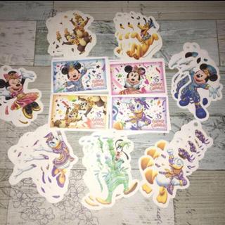 Disney - バラメモ  35周年⑤