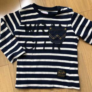 ウェンガー(Wenger)のWenger★ボーダー長袖Tシャツ(Tシャツ)