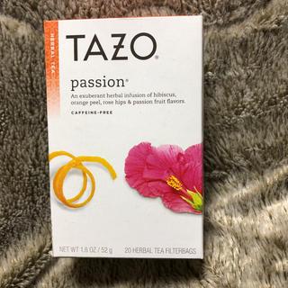 Starbucks Coffee - TAZO パッション 紅茶