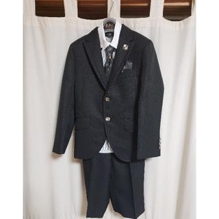 ヒロミチナカノ(HIROMICHI NAKANO)の入学式スーツ 120 男の子(ドレス/フォーマル)