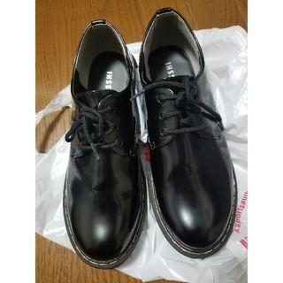 シマムラ(しまむら)のオックスフォードシューズ レースアッブシューズ(ローファー/革靴)