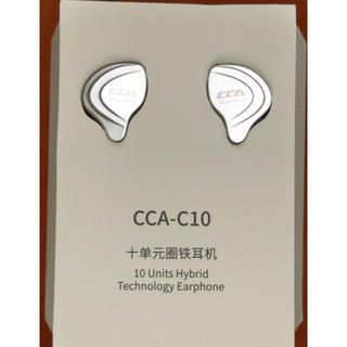 中華 イヤホン CCA製C10