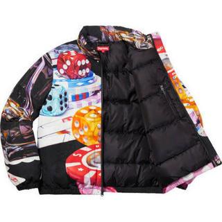 シュプリーム(Supreme)のSupreme casino down jacket(ダウンジャケット)