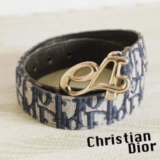 クリスチャンディオール(Christian Dior)の正規品 Dior トロッター ヴィンテージ ベルト(ベルト)