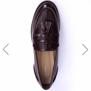 メルロー(merlot)のmerlot plus タッセルローファー(ローファー/革靴)