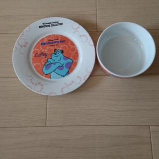 ディズニー(Disney)のモンスターズインク お皿セット(食器)