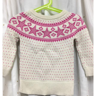 ベビーギャップ(babyGAP)のセーター 90 GAP babyGAP (ニット)