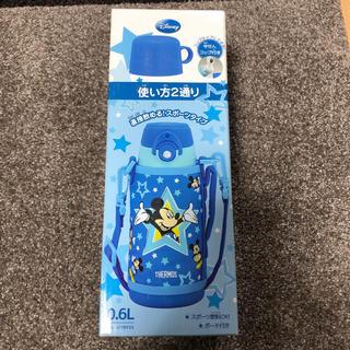 Disney - THERMOS サーモス 真空断熱 2WAYボトル ステンレスボトル ミッキー