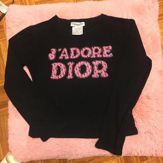 クリスチャンディオール(Christian Dior)のクリスチャンディオール(Tシャツ(長袖/七分))