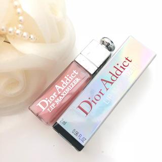 クリスチャンディオール(Christian Dior)のディオール  アディクトリップ  マキシマイザー 2ml リップ グロス(リップグロス)