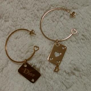 クリスチャンディオール(Christian Dior)のクリスチャンディオールのピアス(ピアス)
