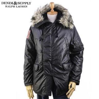 デニムアンドサプライラルフローレン(Denim & Supply Ralph Lauren)のデニム&サプライ N3B フライト ダウンジャケット(ダウンジャケット)