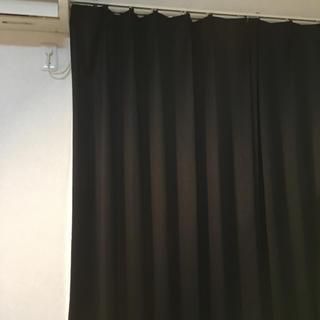 ニトリ(ニトリ)の【ニトリ】カーテン100×178*約4年使用(カーテン)