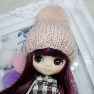 【ぱんだ様専用】♡ラピっ子doll*カスタムアイシードール・ボルドー♡(人形)