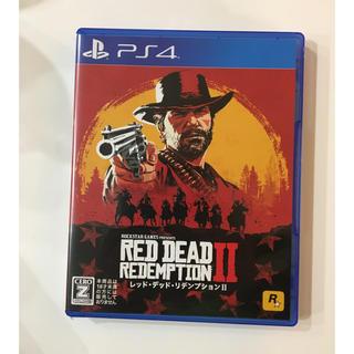 プレイステーション4(PlayStation4)のPS4ソフトのレッド・デッド・リデンプションⅡ(家庭用ゲームソフト)