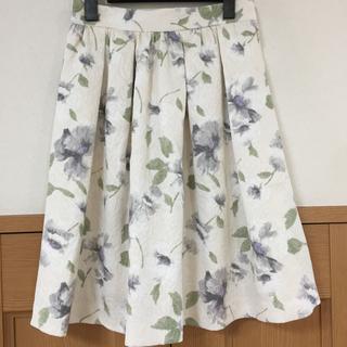 ストロベリーフィールズ(STRAWBERRY-FIELDS)の未使用❤️ストロベリーフィールズ❤️お嬢様風スカート(ひざ丈スカート)