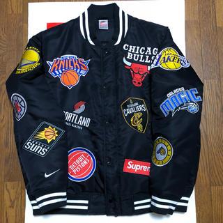 シュプリーム(Supreme)のSupreme Nike NBA Teams Warm Up Jacket L(スタジャン)