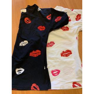 レディー(Rady)のクーポンでお得❤️Rady 2色セット リップTシャツ(Tシャツ(半袖/袖なし))