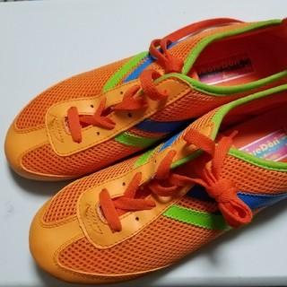アキレス(Achilles)のメッシュ シューズ 運動靴 23.5cmE(Achilles おしゃれ通り)(スニーカー)