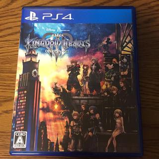 [中古品] PS4用ソフト:キングダムハーツ3(家庭用ゲームソフト)