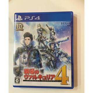 プレイステーション4(PlayStation4)のPS4ソフトの戦場のヴァルキュリア4(家庭用ゲームソフト)