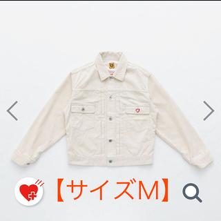 シュプリーム(Supreme)のガールズドントクライ ヒューマンメイド ワークジャケット size M(Gジャン/デニムジャケット)