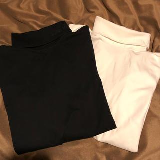 シュプリーム(Supreme)のSupreme タートルネック2枚セット(Tシャツ/カットソー(七分/長袖))