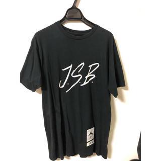 サンダイメジェイソウルブラザーズ(三代目 J Soul Brothers)のJ.S.B Tシャツ(ミュージシャン)