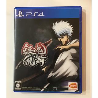 プレイステーション4(PlayStation4)のPSソフト 銀魂乱舞(家庭用ゲームソフト)