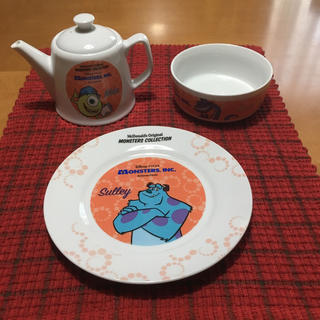 ディズニー(Disney)のモンスターズインク 食器セット(食器)