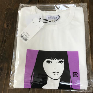 moussy - MOUSSY STUDIOWEAR for Bristol girls Tシャツ