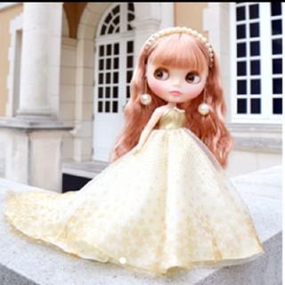 タカラトミー(Takara Tomy)のアレグラシャンパン アウトフィット(人形)